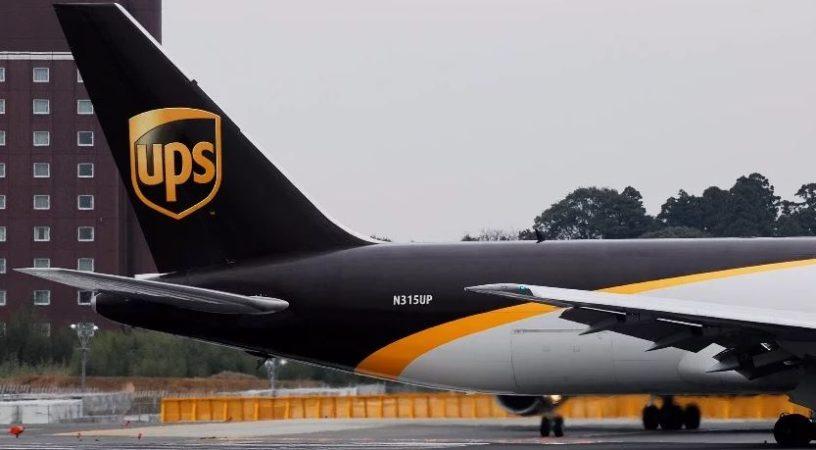 FAA оштрафует UPS на 120 000 долларов