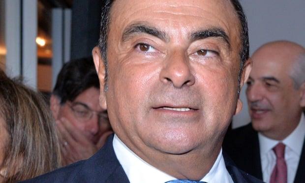 Карлос Гон бежал в Ливан