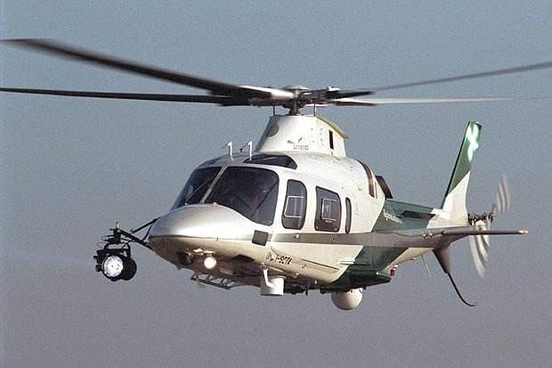 AW109 от AgustaWestland