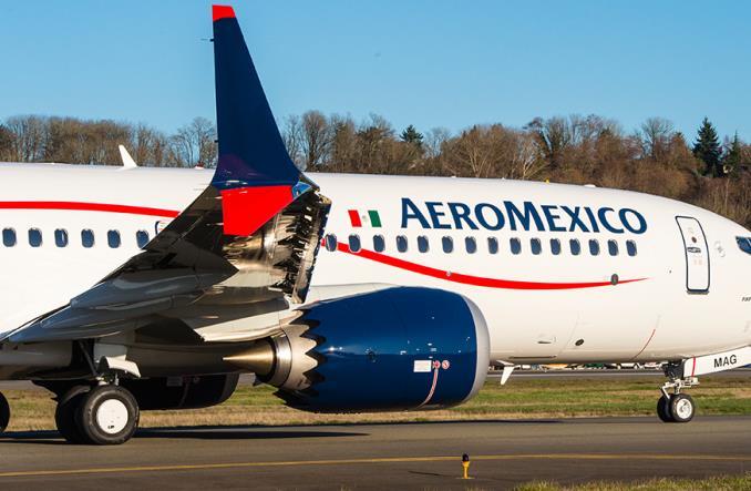 Boeing 737 компании Aeromexico