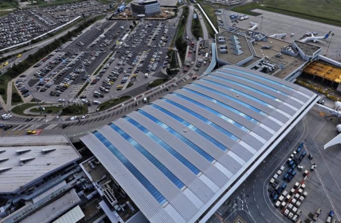 Международный аэропорт им. Ференца Листа в Будапеште