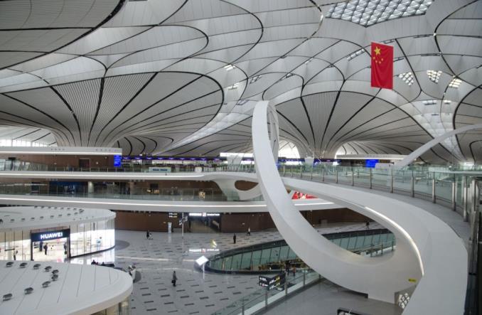 Новый аэропорт Пекина