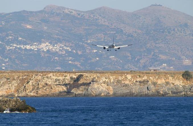 Крит, аэропорт Ираклион