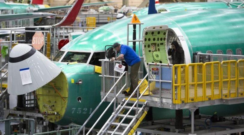 Boeing возобновляет работу над новым самолетом