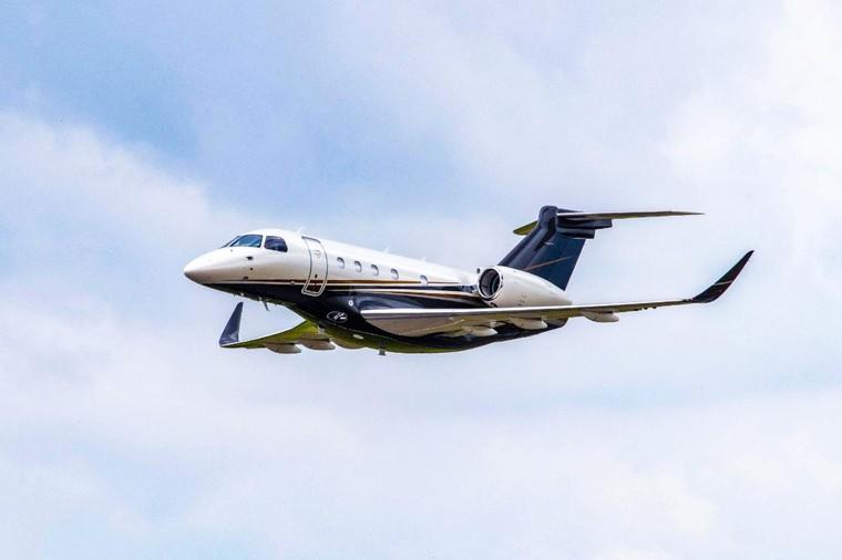 Embraer поставил первый Praetor 500