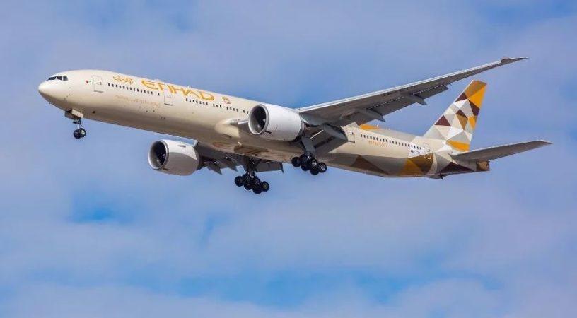 Etihad продаст 38 широкофюзеляжных самолетов за 1 миллиард долларов