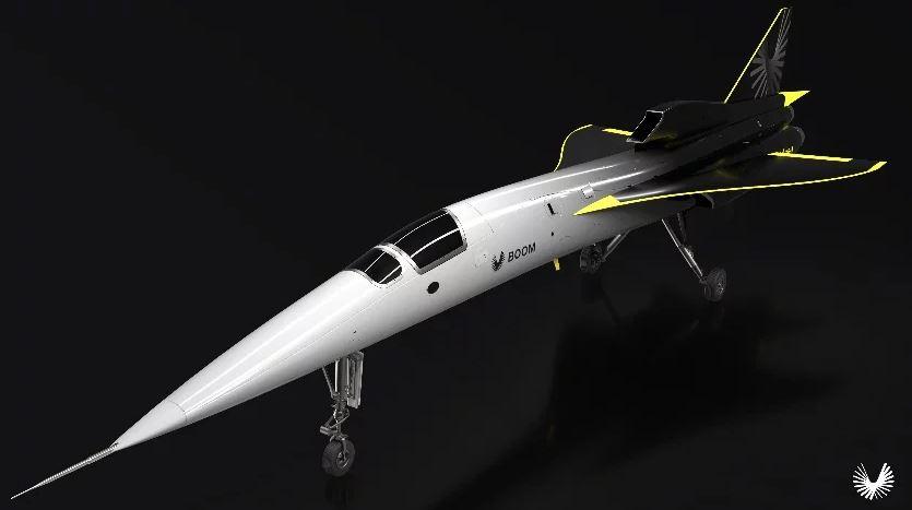 Когда ждать очередной сверхзвуковой коммерческий самолет