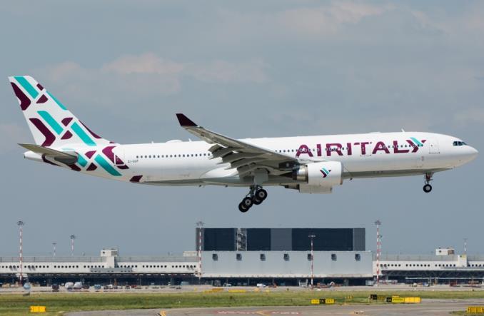 Airbus A330 компании Air Italy