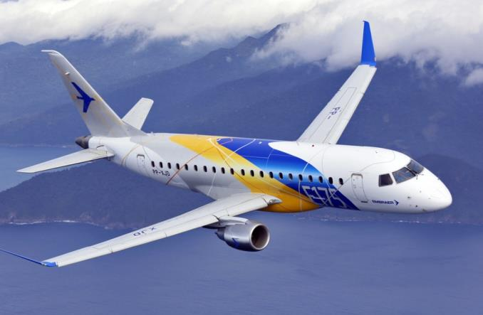 Embraer E175 для SkyWest