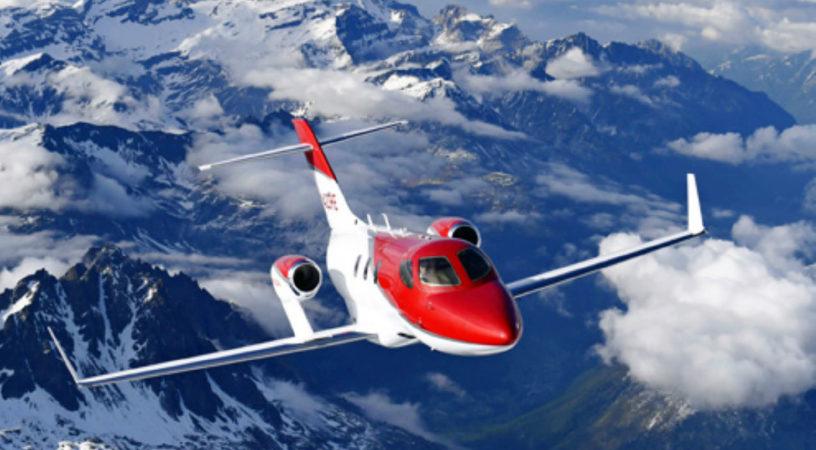 HondaJet - успешный новичок на рынке деловых самолетов