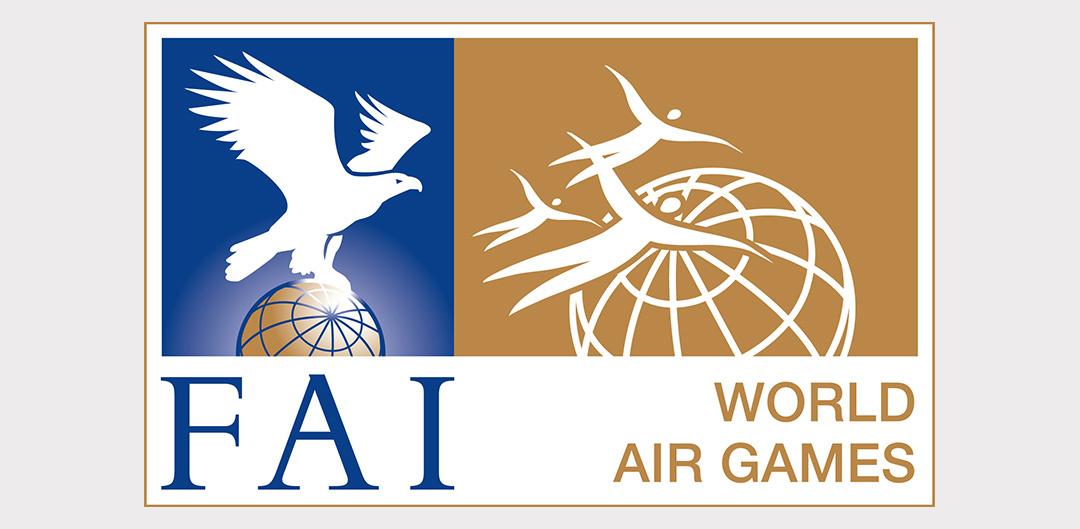 Логотип World Air Games