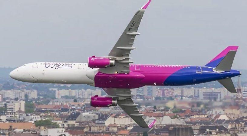 Новая авиакомпания Wizz Air начнет работать осенью 2020 года