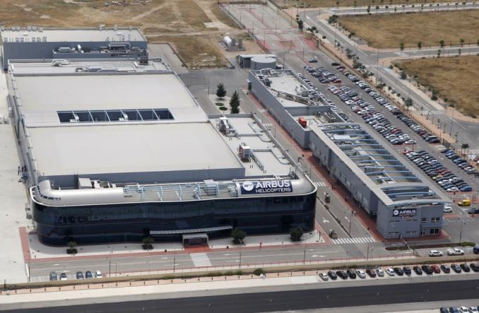 Завод Airbus в Альбасете