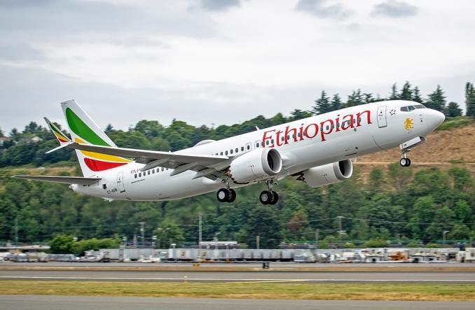 B737MAX Ethiopian Airlines