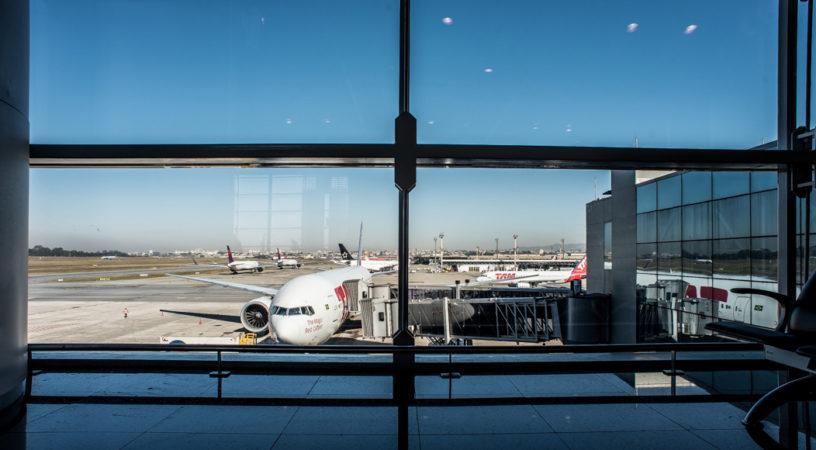 Аэропорт Сан-Паулу (GRU)