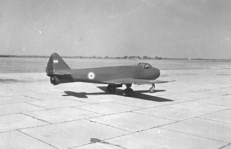 I.Ae. 27 Pulqui  из Аргентины