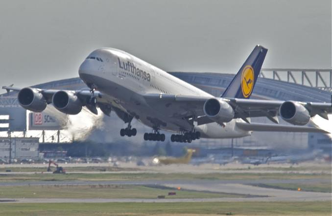 Airbus A380 Lufthansa