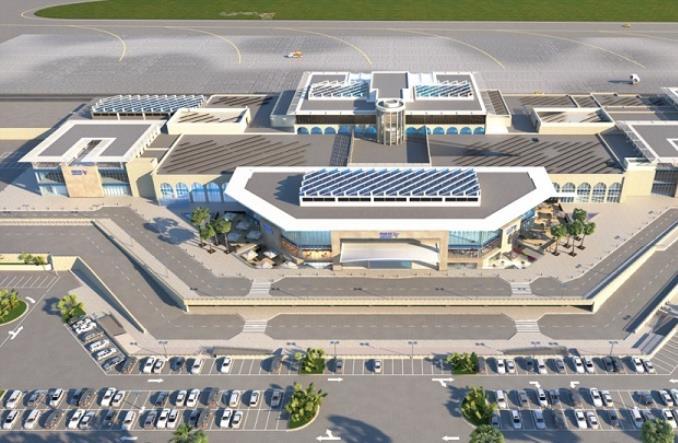 Проект нового аэропорта на Мальте