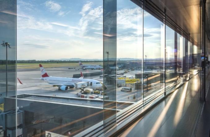 Аэропорт Вены (Австрия)