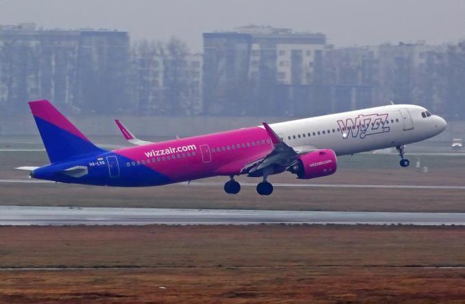 a321neo компании wizz air