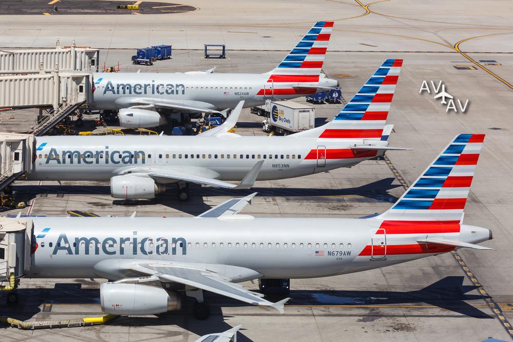 American Airlines пока работает в убыток, но открывает новые направления