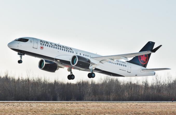 A220-300 Air Canada