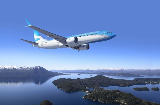Aerolineas Argentinas Boeing 737 MAX8