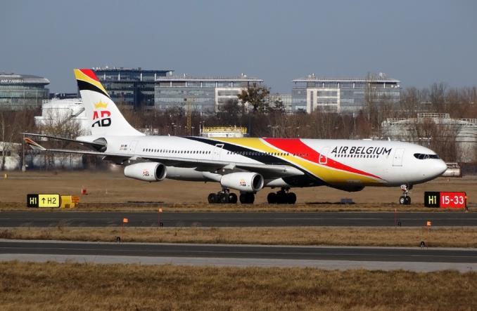 airbelgium a340