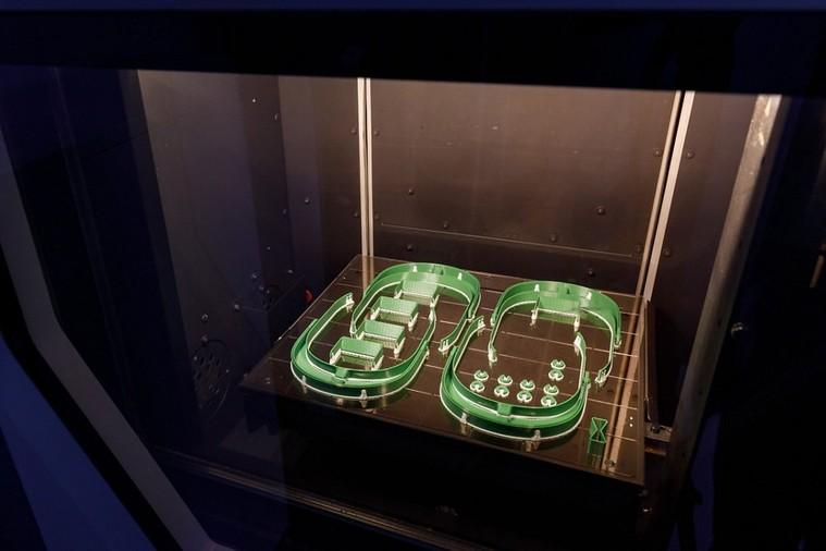 3D печать в производстве защитных экранов Airbus