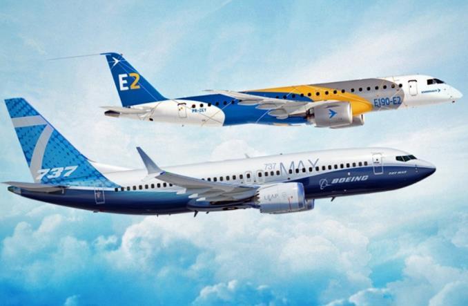 Boeing-Embraer Strategic Partnership