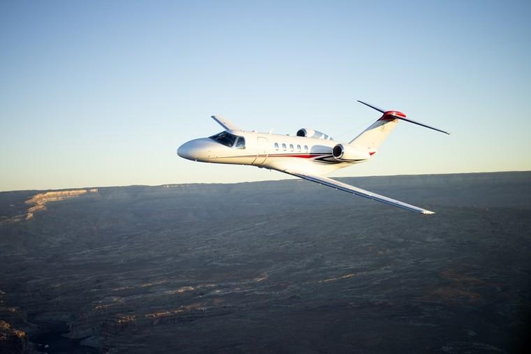 Cessna Citation CJ4 отмечает 10-летие своей первой поставки