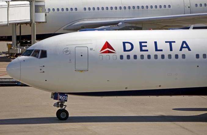 Boeing  767 авиакомпании Delta Airlines