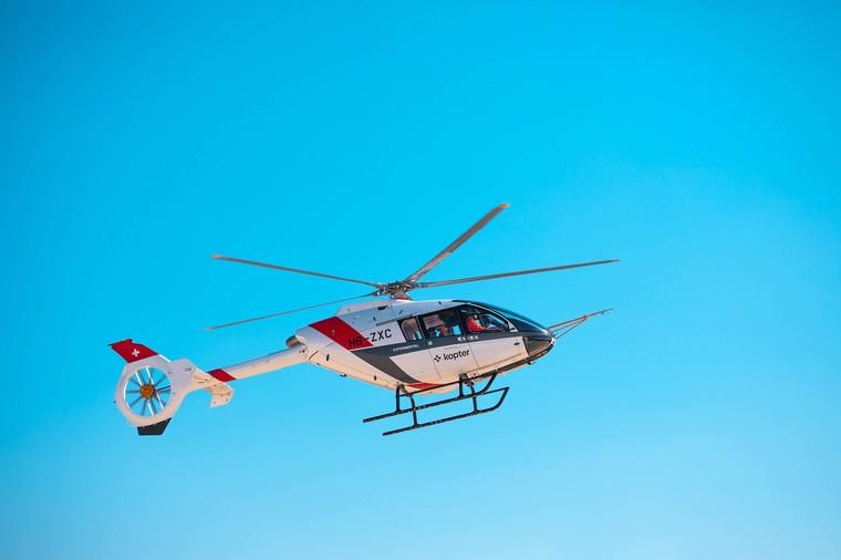 SH09 Swiss Kopter