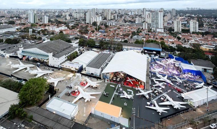 Дата проведения выставки деловой авиации Labace отложена из-за пандемии covid-19
