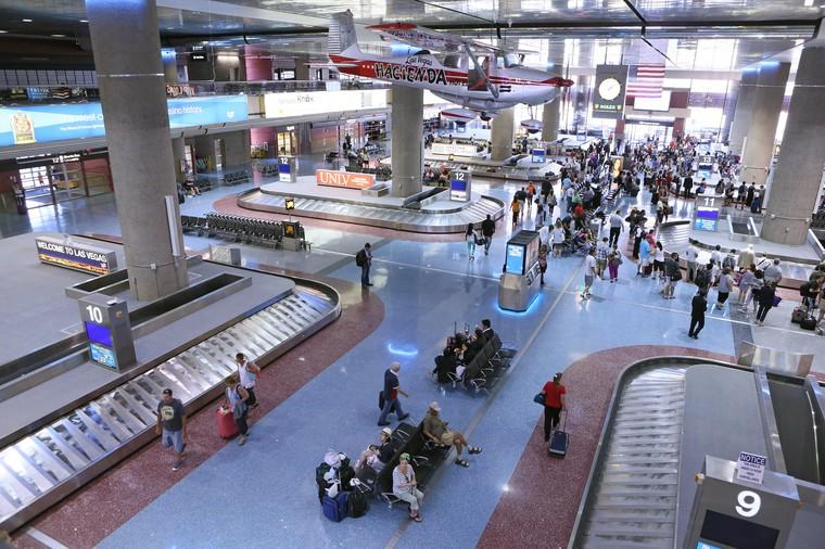 Аэропорт Лас-Вегаса