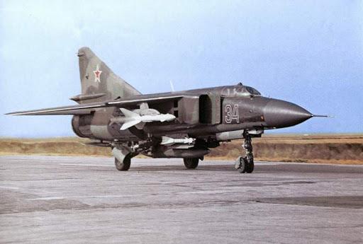 МиГ-23 худшие самолеты мира