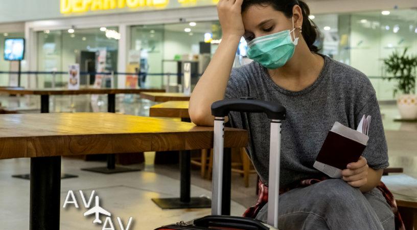 Росавиация отменяет вывозные рейсы для российских туристов
