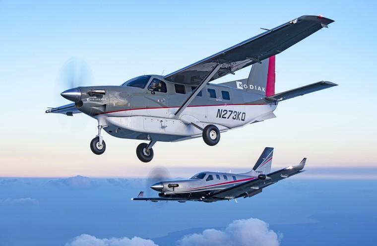 Самолеты Daher
