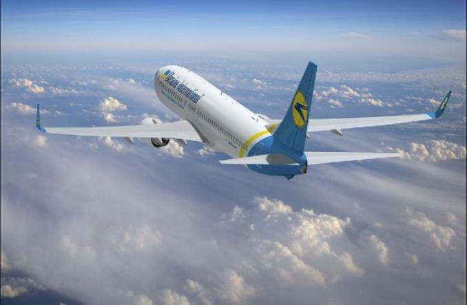 Boeing 777 Международных авиалиний Украины
