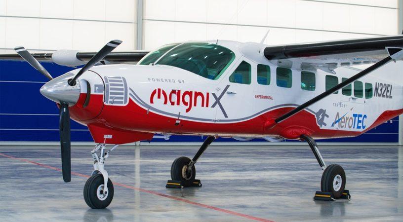 Электросамолет Cessna Grand Caravan