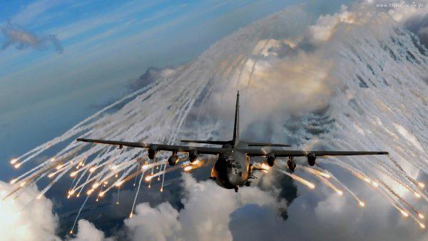 AC-130 Specte (gunship)