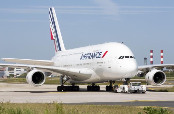 Airbus A380 авиакомпании Air France