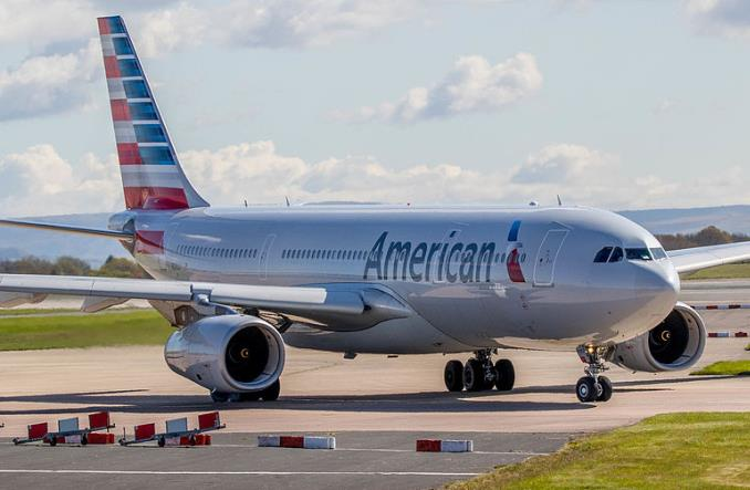 Airbus A330 компании American Airlines