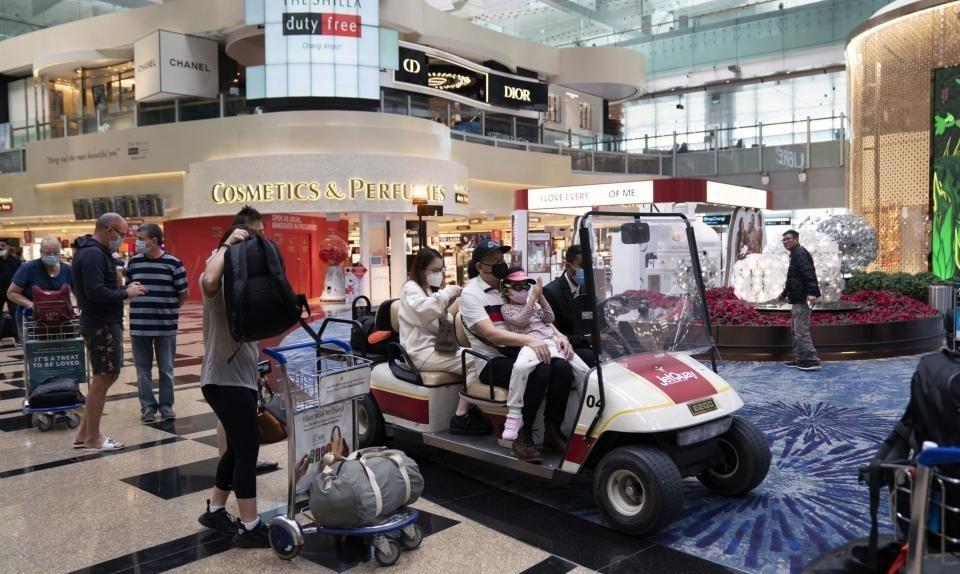 Аэропорт Сингапур-Чанги