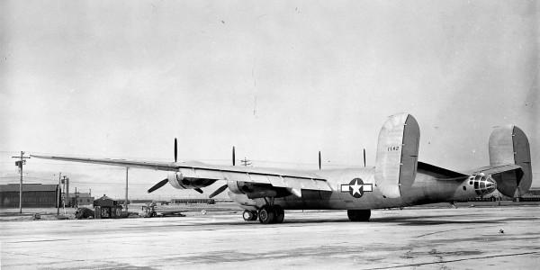 Прототип B-32 Dominator