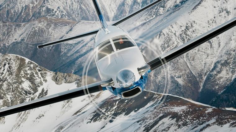 Французское семейство Daher TBM предлагает летные характеристики, близкие к самолетам VLJ
