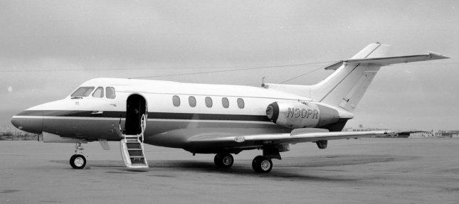 Hawker-Siddeley HS-125