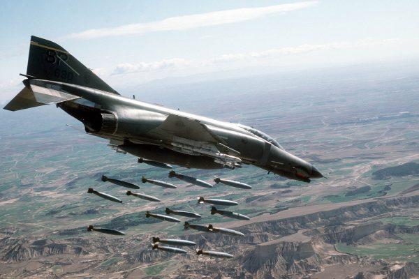 McDonnell-Douglas F-4 Phantom II