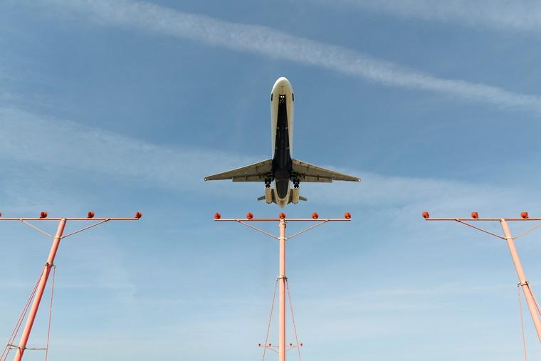 MD-90 компании Delta Airlines