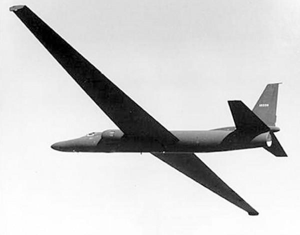 Прототип U-2 1955 года (фото: ЦРУ)
